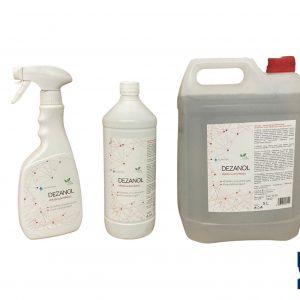 BIO dezinfekcia DEZANOL dezinfekčný prostriedok